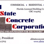 All State Concrete Corp Logo
