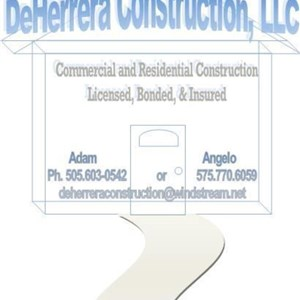 Deherrera Construction Logo