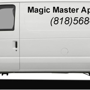 Magic Master Appliance Repair Logo
