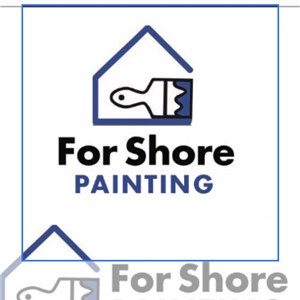 For Shore Painting Logo