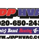 Jdp Hvac Logo