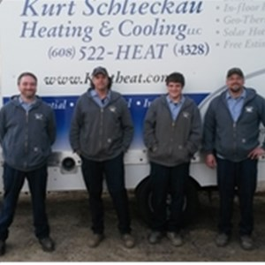 Kurt Schlieckau Heating & Cooling LLC Logo