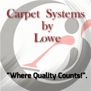 Carpet Systems by Lowe Logo