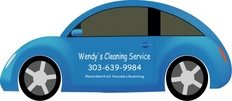 Wendys Cleaning Service Logo