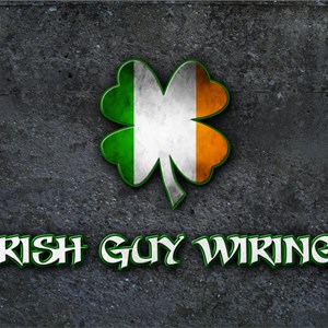 Irish Guy Wiring Logo