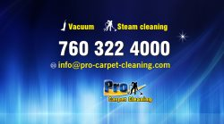Pro Carpet Cleaning - Professional Vacuum Cleaning - Steam Cleaning Logo