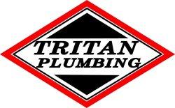 Tritan Plumbing Logo
