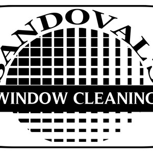 Sandovals Window Cleaning Logo