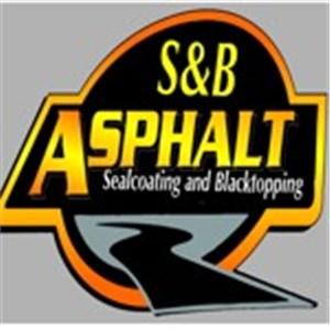 S&B Asphalt Logo