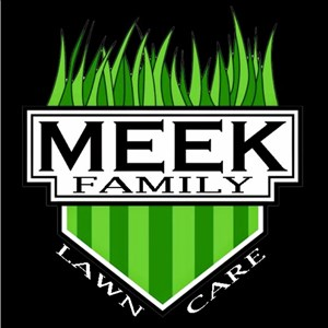 Meek Family Lawn Care Logo