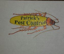 Patricks Pest Control Logo
