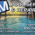 Ym Pool Service & Repair Inc Logo