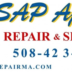 Asap Appliance Repair MA Logo