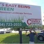 Centex Landscape ETC Logo