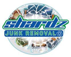 Shardz Junk Removal Logo