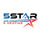 5 Star Air Conditioning & Heating, LLC Logo