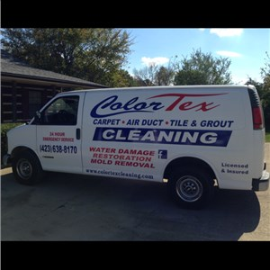 Color Tex Cleaning & Restoraton Logo