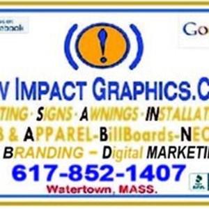 New Impact Graphhics Logo