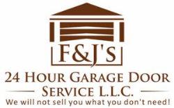 F U0026 Ju0027s 24 Hour Garage Door Service