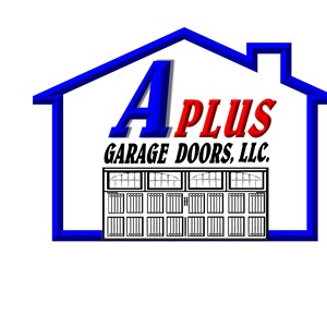 A Plus Garage Doors LLC Logo