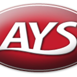 Ays Garage Door Logo