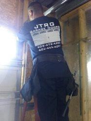 JTRG  Garage Doors Logo