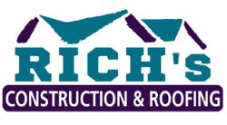 Richs Roofing & Construction Logo