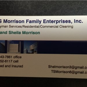 T & S Morrison Family Enterprises Inc Logo