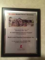 Multi-level Cleaning Contractors, Inc. Logo