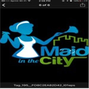 Maid In The City Ltd.Co Logo