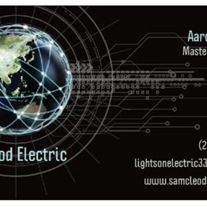 Mcleod Electric Logo