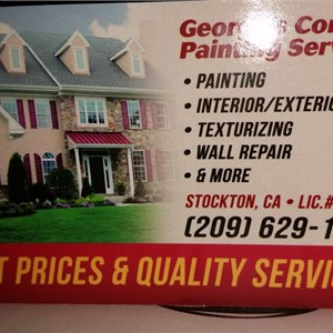 Georges Complete Handyman & Painting Services Logo