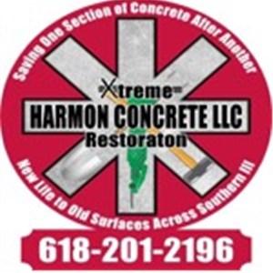 Harmon Concrete Construction Logo