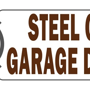 Steel City Garage Doors Logo