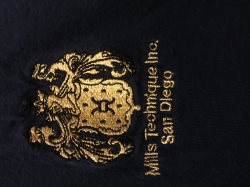 Carpet Clean - Mills Technique Logo