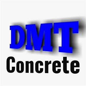 DMT Concrete Logo