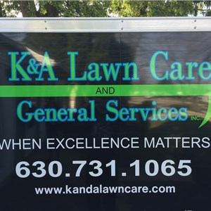 K&a Lawn Care And General Services Cover Photo