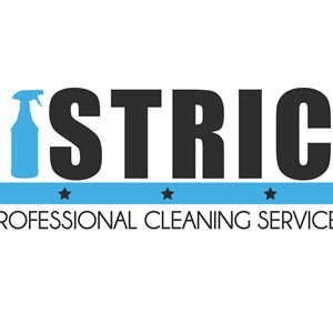 District Professional Cleaning Services Logo