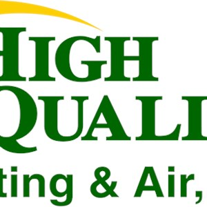 High Quality Heating & Air Inc Logo