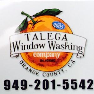 Talega Window Washing Company Logo