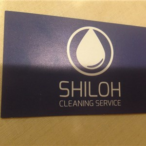 Shiloh Cleaning Services Logo