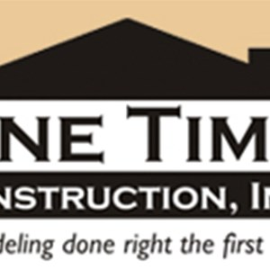 One Time Construction Logo