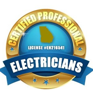 Certified Professional Electricians Logo
