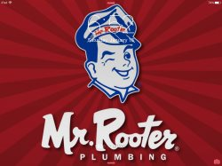Mr. Rooter Plumbing of Lincoln Logo