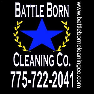 Battle Born Cleaning Co LLC Logo
