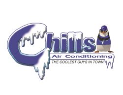 Chills Air Conditioning Services Logo