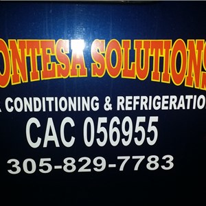 Montesa Solutions Airconditioning & Heating Logo