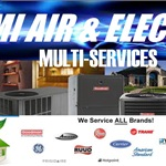 Miami Air and Electric Cover Photo