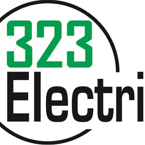 323 Electric Logo