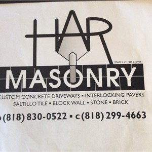 Har Masonry Cover Photo